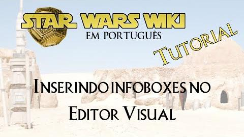 TUTORIAL Inserindo infobox no Editor Visual