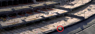 MILLENIUM FALCON ON CORUSCANT.png