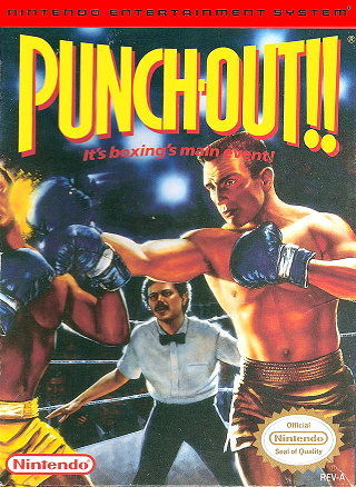 Punch out nes punch out wiki fandom powered by wikia for What is a punch out list