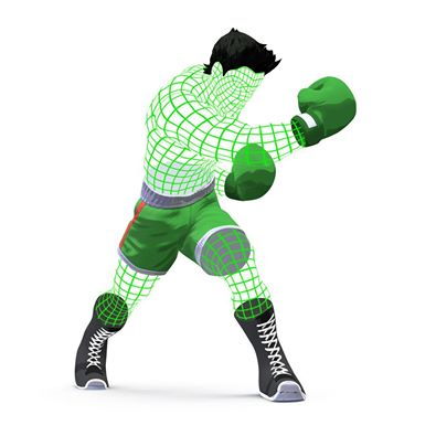 File:Little Mac Wireframe.png