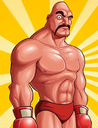 Soda Popinski | Punch-Out!! Wiki | Fandom powered by Wikia