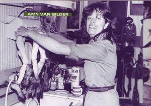 Amy Van Gilder