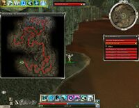 Underworld Map