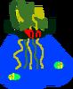 Plantlanders Tangle Kelp figure