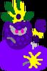 Plantlanders Royalberry Figure