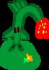 Plantlanders Strawberry Spawner figure