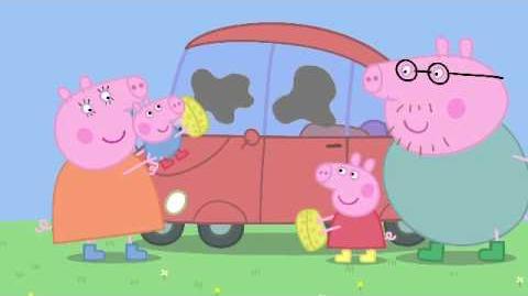 Peppa Pig Car Wash