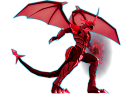 Sanguine Dragonoid