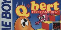 Q*bert (Game Boy)