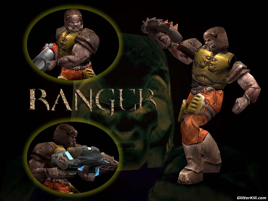 Ranger (Q3) | QuakeWiki | Fandom powered by Wikia Quake Chthon