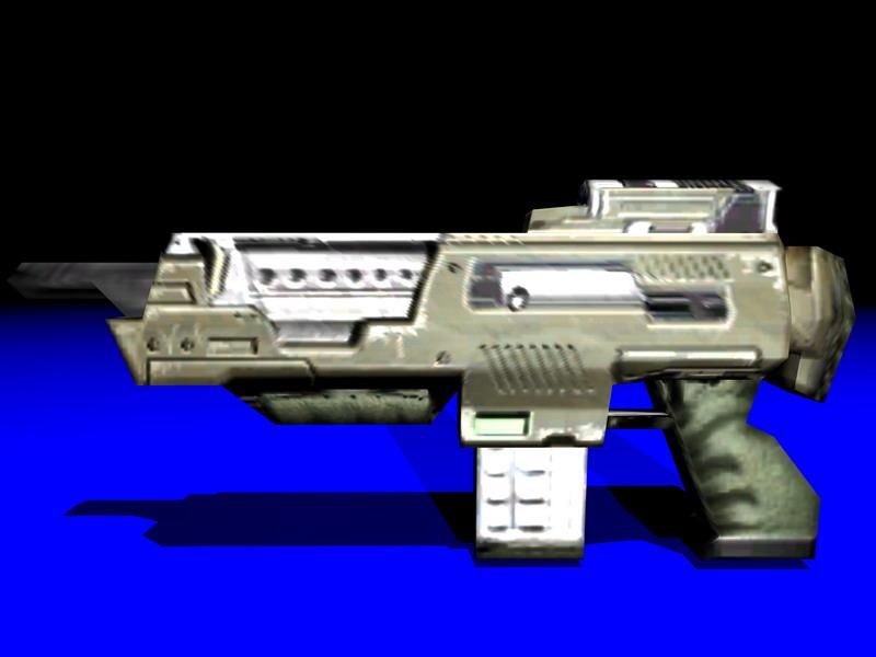 Machine Gun (Q4)   QuakeWiki   Fandom powered by Wikia Quake Vore