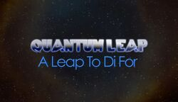 QL Leap To Di For