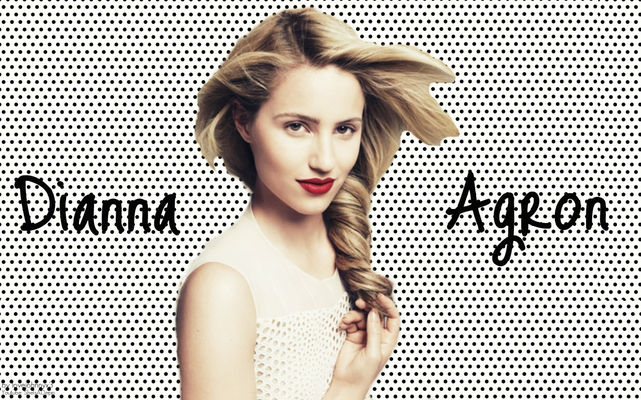 Glee images Dianna Agron HD wallpaper and background photos