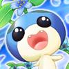 Elite Aqua Plant Icon