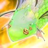 Rare Emerald Fish Icon