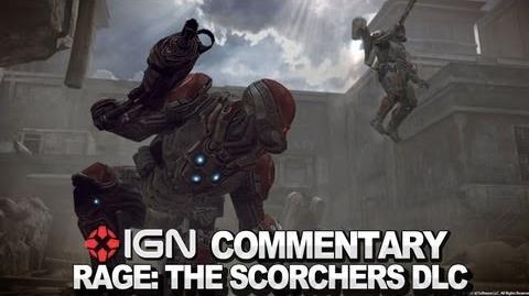 IGN Plays Rage The Scorchers DLC