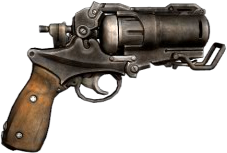SettlerPistol Transparent