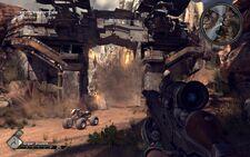 Rage Blockade explosion 2