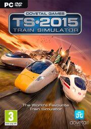 Train Simulator 2015 box art