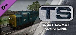 East Coast Main Line Route Add-On Steam header