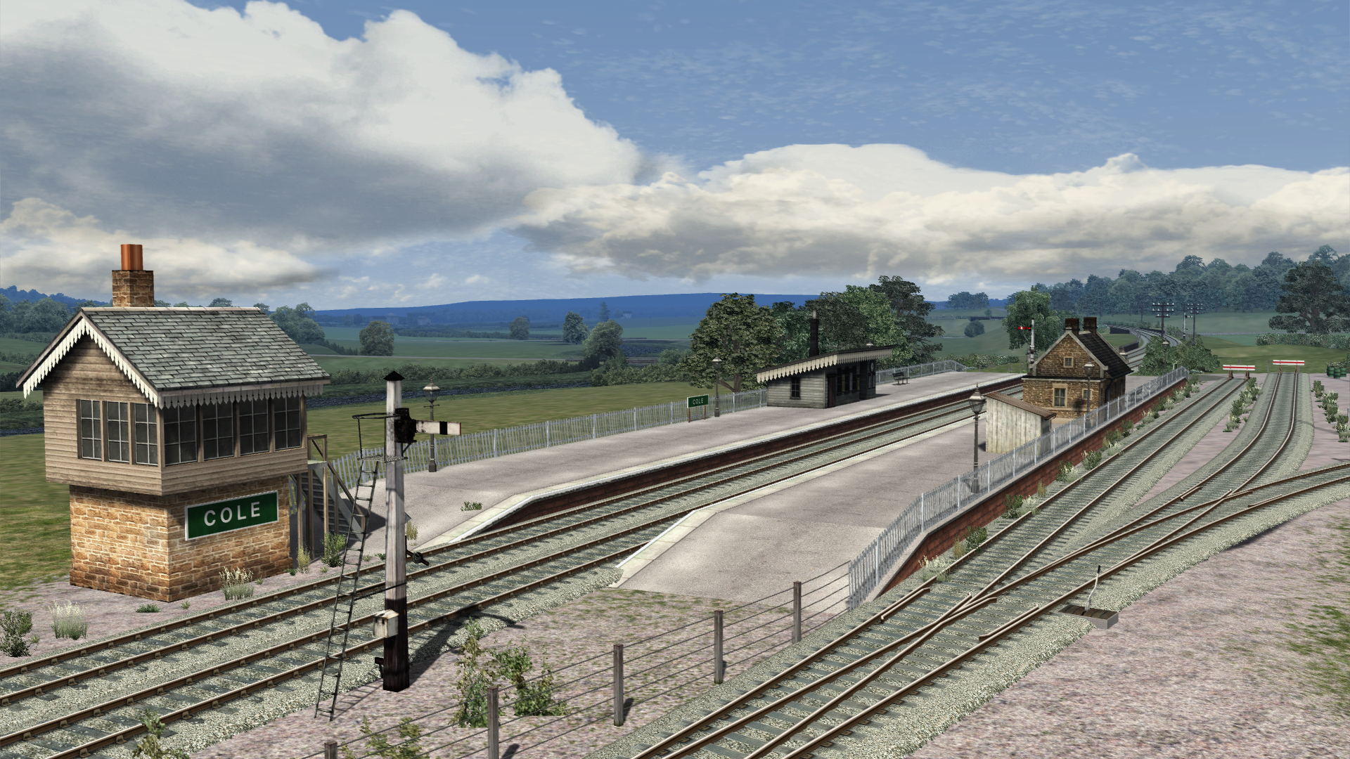 House Building Simulator Image Somerset Amp Dorset Railway Cole Png Railworks