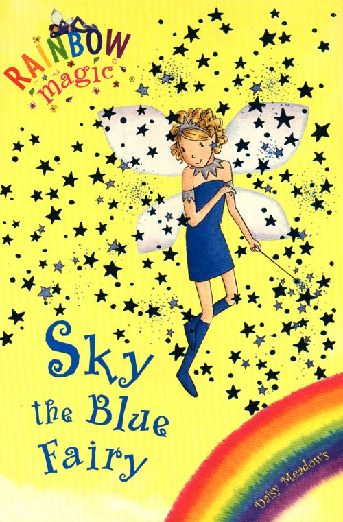 Sky The Blue Fairy Rainbow Magic Wiki Fandom Powered