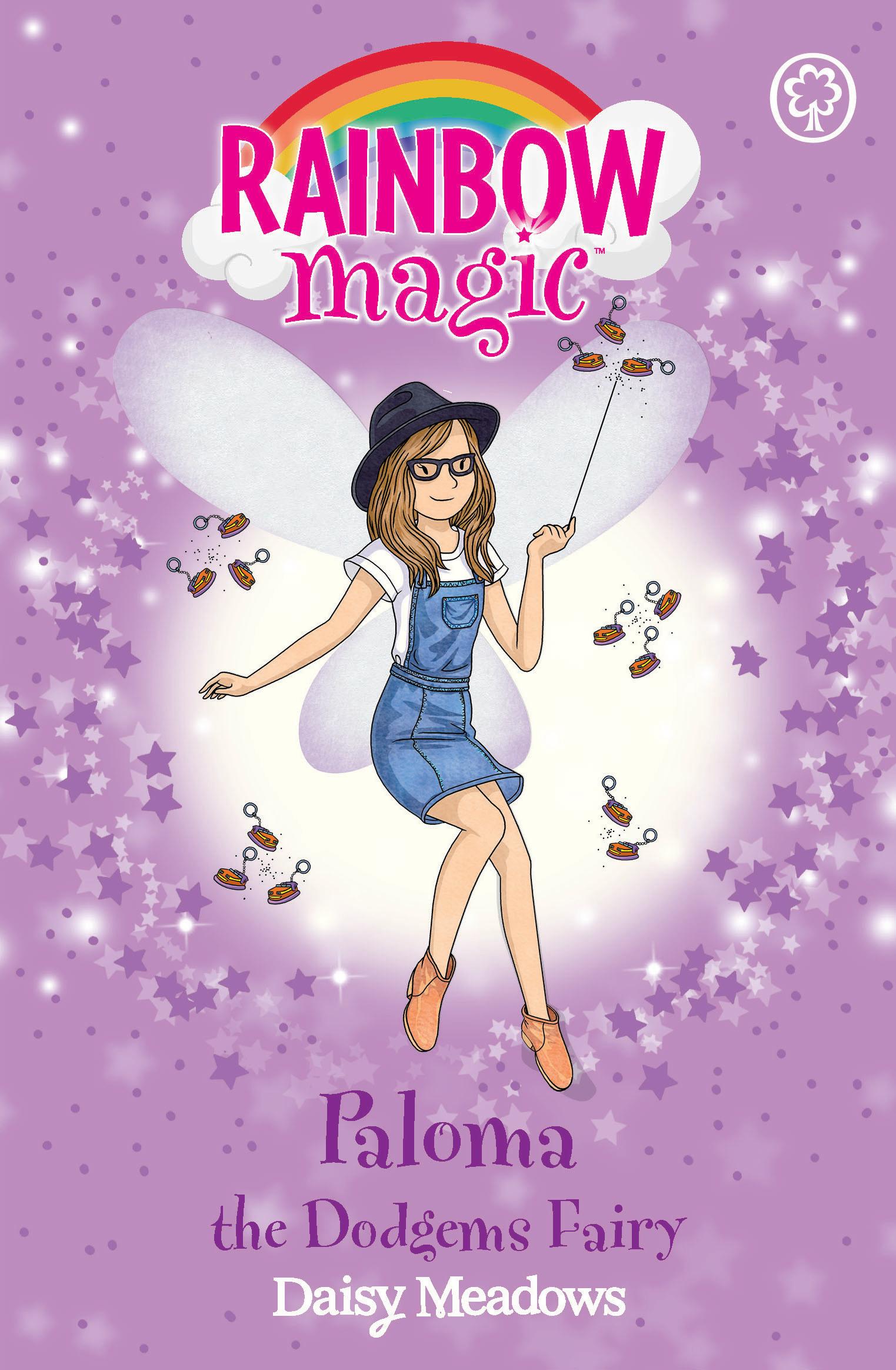 Paloma the Dodgems Fairy Rainbow Magic Wiki Fandom