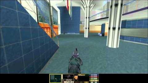 Tom Clancy's Rainbow Six- Rogue Spear G36K