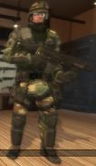 Titan Combat Armor