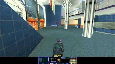 Tom Clancy's Rainbow Six- Rogue Spear MP5K PDW
