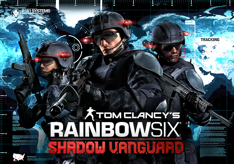 Tom Clancys Rainbow Six Shadow Vanguard Rainbow Six