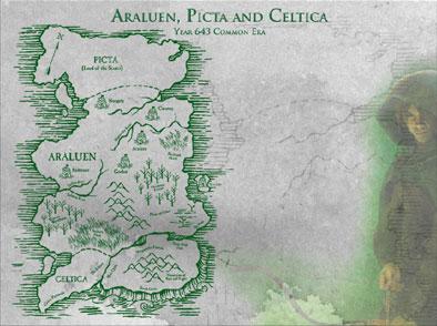 Araluen | Ranger's Apprentice Wiki | Fandom powered by Wikia