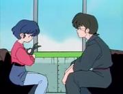 Akane apologises - To the Amusement Park!