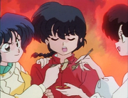 Akane catches ranma and kasumi cheating - 2 part 3