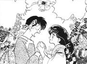 Ryoga and akari