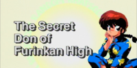 The Secret Don of Furinkan High