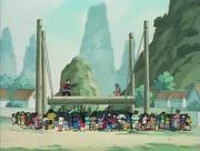 Joketsuzoku villagers