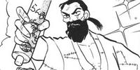 Ryu Kumon's father