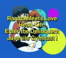 Ranma Meets Love Head-On! Enter the Delinquent Juvenile Gymnast!