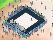 Ukyo's hot plate arena