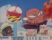 Oni & Happosai in USA - OVA 11