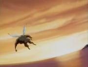 Taro flies away - Jusenkyo Demon Part II
