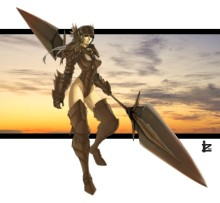 220px-Battle Maiden by irving zero