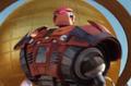 Kerwan invasion Warbot