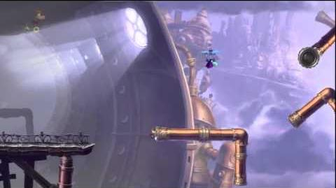 Rayman Origins Walkthrough Part 63