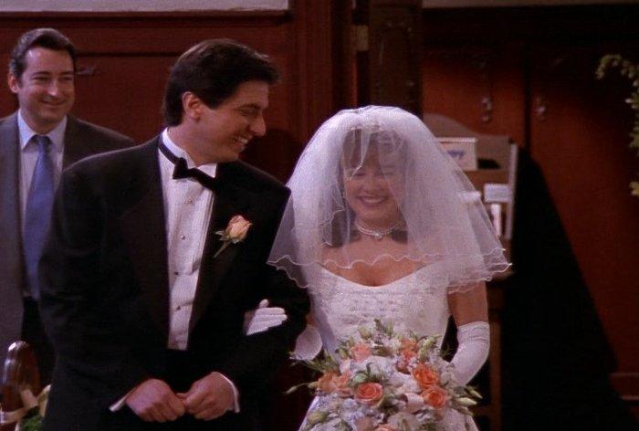 Deborah ray wedding