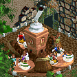 Coffee Cup Ride RCT2 Icon