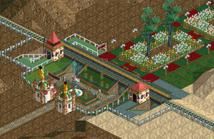 Magic Quarters RCT1