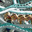 Pterodactyl Coaster RCT2 Icon