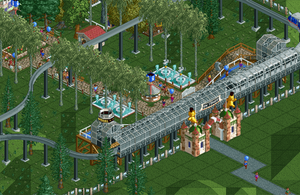 Alton Towers RCT1